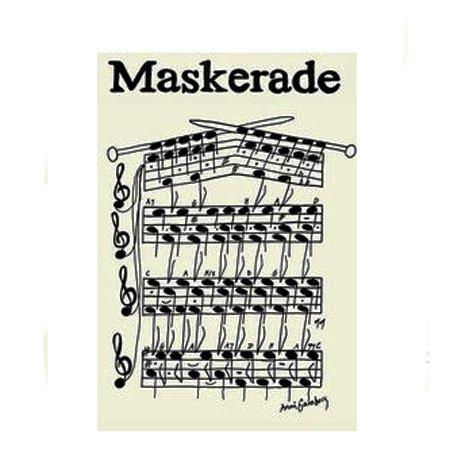 Maskerade plakat