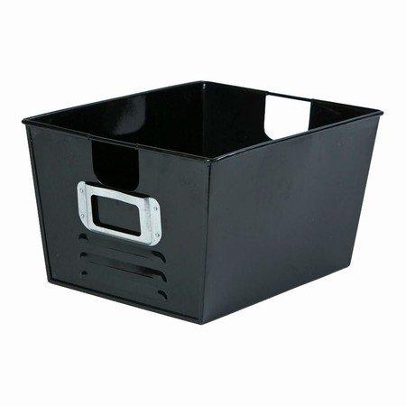 Opbevarings kasse - sort
