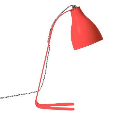 Barefoot lampe - neon orange