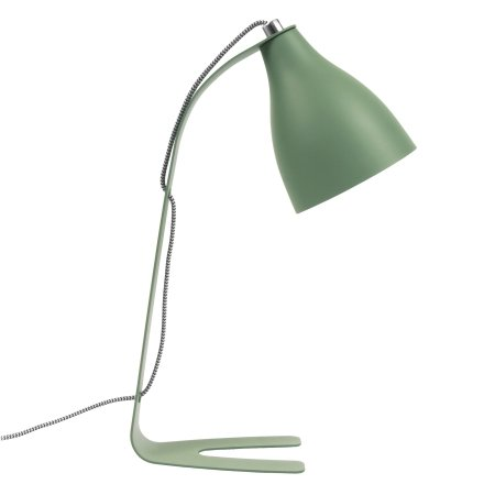 Barefoot lampe - jungle green