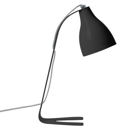 Barefoot lampe - sort