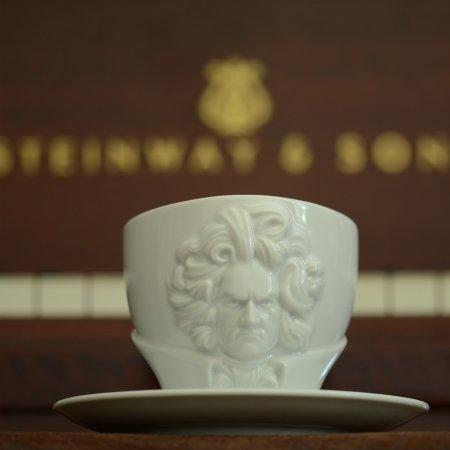 Beethoven kop - Tassen