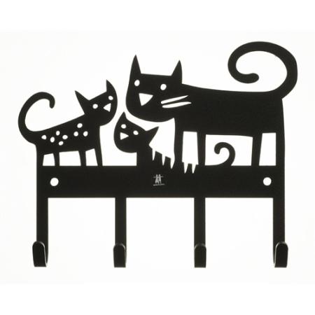 Cat Hanger - knagerække med katte
