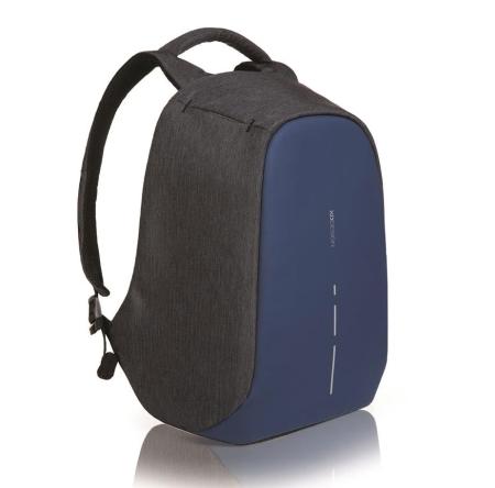 Bobby Compact rygsæk med regnslag -  blå