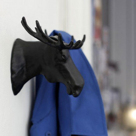 Moose Hook - elg knage sort