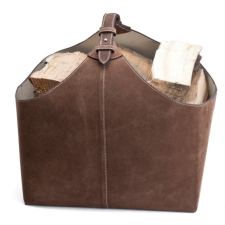 Br�ndekurv - brun ruskind