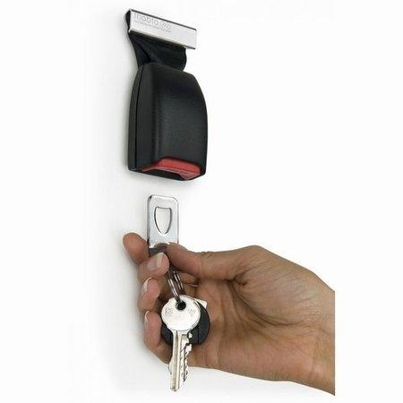 Buckle Up nøgleholder - sikkerhedssele