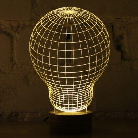 Luftballon lampe - Bulp Bulbing
