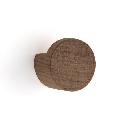 Knage i røget egetræ - Wood Knot medium