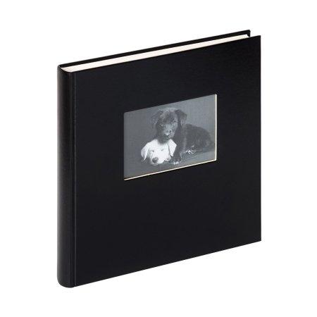 Sort fotoalbum - Charm