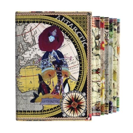 Christian Lacroix Continents Box - 6 b�ger