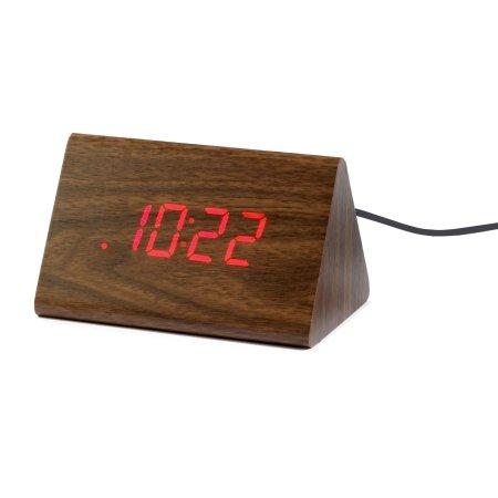 Digital ur - røde tal