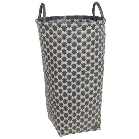 Dijon vasketøjskurv - grå
