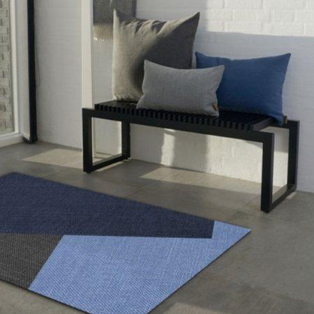 Art Blue gulvløber 85x150 cm