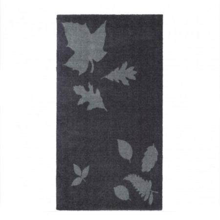 Tica Cph dørmåtte - Mega Leaves grå 67x120 cm