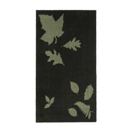 Tica Cph dørmåtte - Mega Leaves grøn 67x120 cm