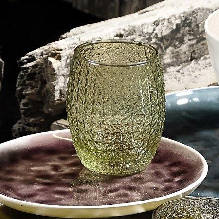 Drikkeglas gr�n - 6 stk.