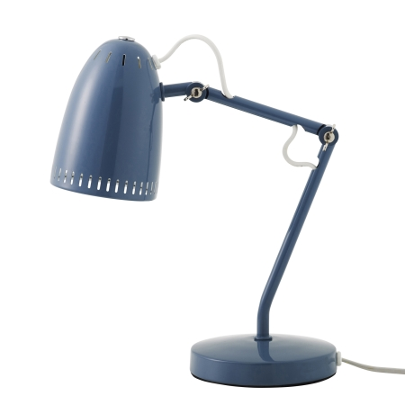 Dynamo bordlampe - smoke blue