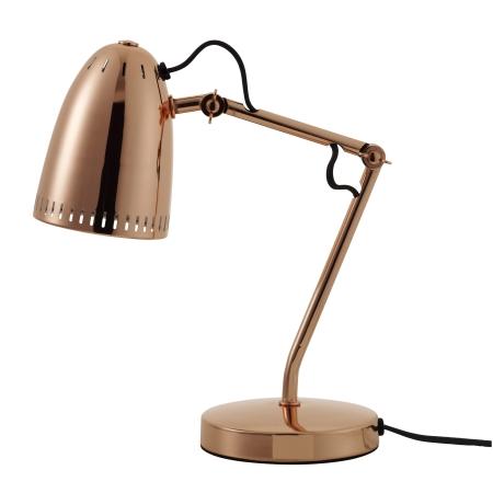 Dynamo bordlampe - kobber