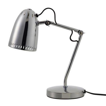 Dynamo bordlampe - silver