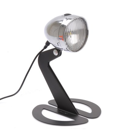 Bike light bordlampe - sort