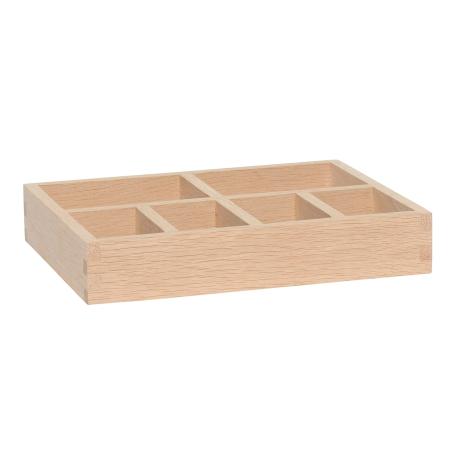 Opbevarings kasse i egetr�
