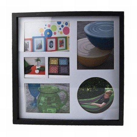 Fotoramme med 6 billeder
