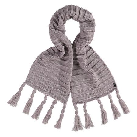 Rosa varmt halstørklæde