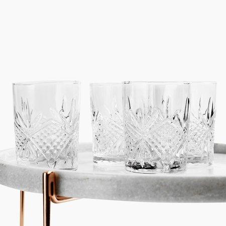 Whisky glas - 6 stk.