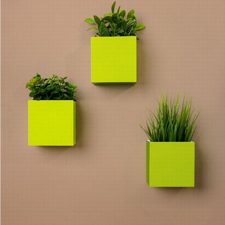 Pixel Box - grøn