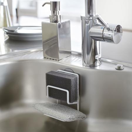 Holder til vaske med sugekop