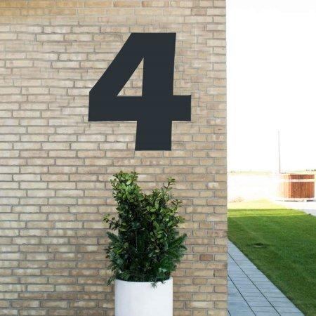 Husnummer 4 - 80 cm