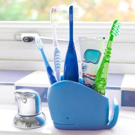 Tandbørsteholder - Wilson the whale