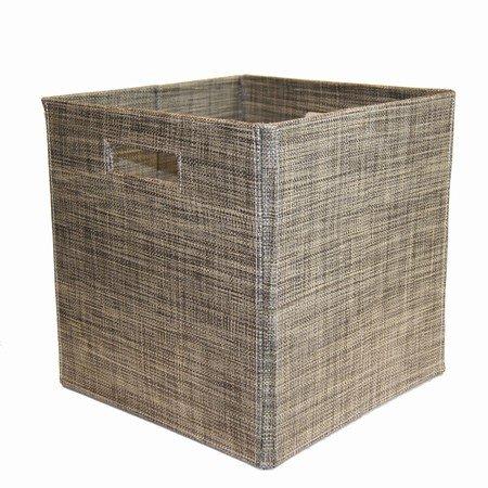 Hyldebox - grå melange