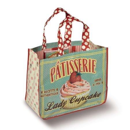 Indkøbsnet - Lady Cupcake