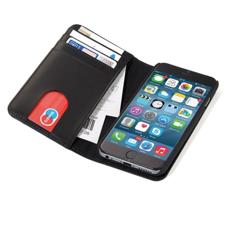 Troika iPhone 6 holder - sort