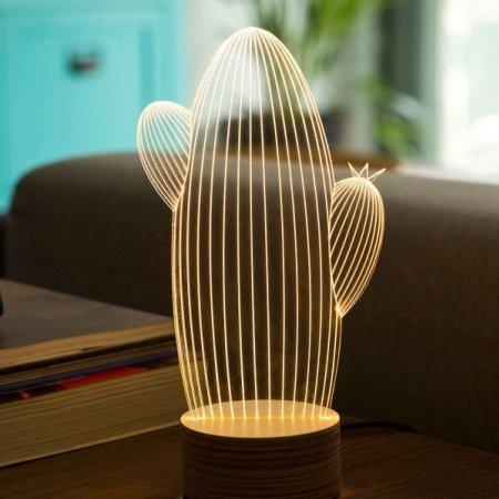 Bulbing lampe - Cactus