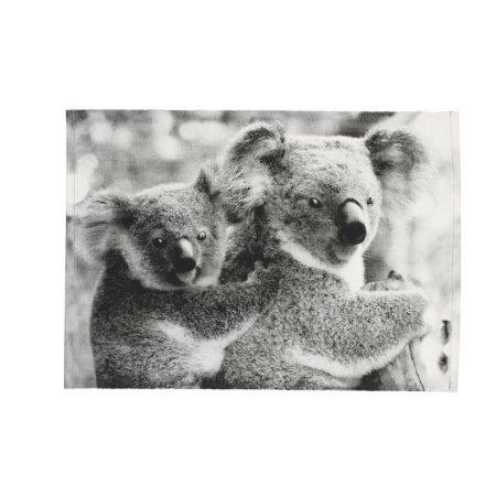 Dækkeserviet med koala