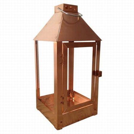 Kobber lanterne - large