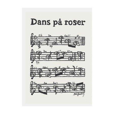 Kort - Dans på roser