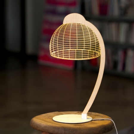 Dome lampe - Bulbing