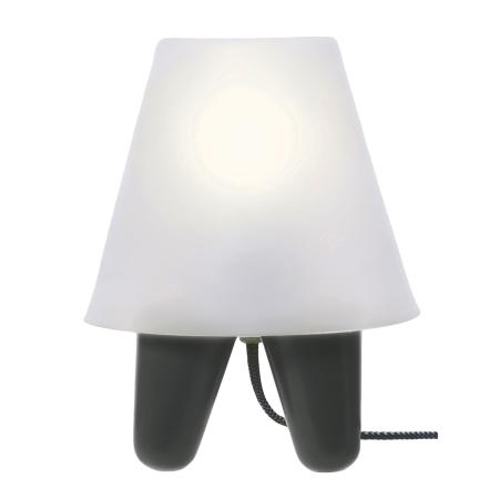 Dab lampe - grå