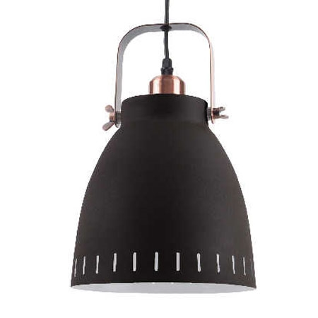 Mingle loft lampe - sort