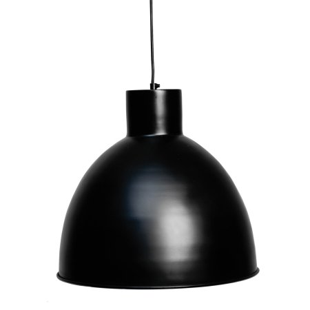 Lampe sort pendel - H Skjalm P