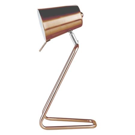 Lampe Z - kobber