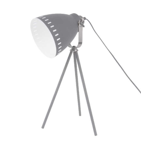Lampe Mingle 3 ben - grå