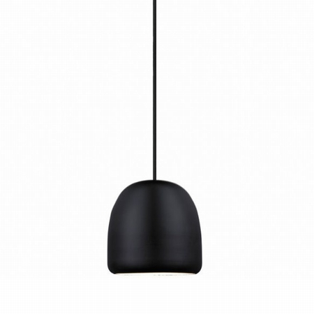 Sort pendel - L�kken lampe