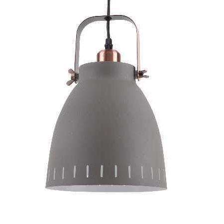 Mingle loft lampe - grå