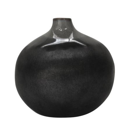 Keramik vase - rund