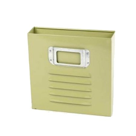 Magasinholder til v�g - dusty green